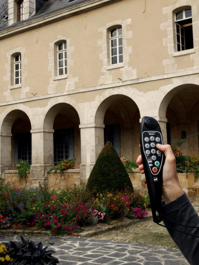 Visite audio-guidée - Mamers