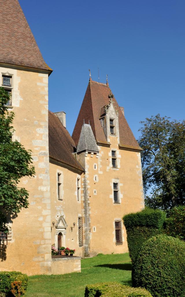 Le Logis de Moullins à Saint Rémy du Val