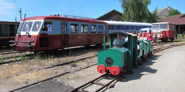 Des trains de toutes tailles