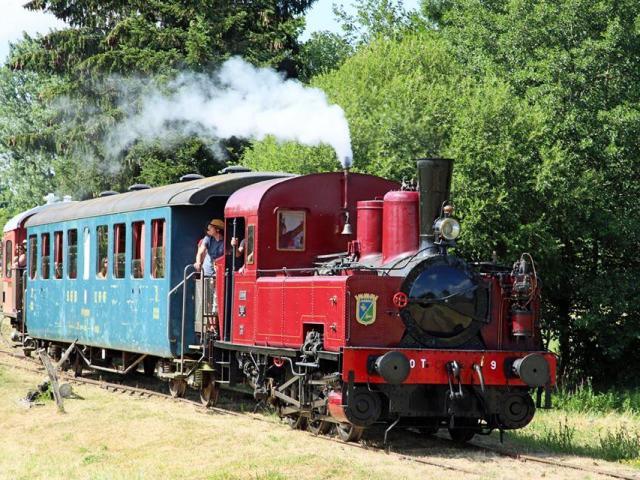 La Chéronne, locomotive à vapeur