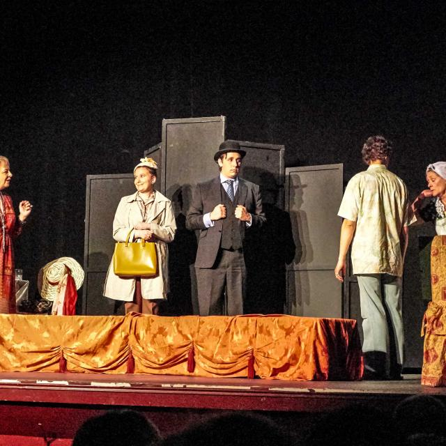 0558 Festival De Theatre M