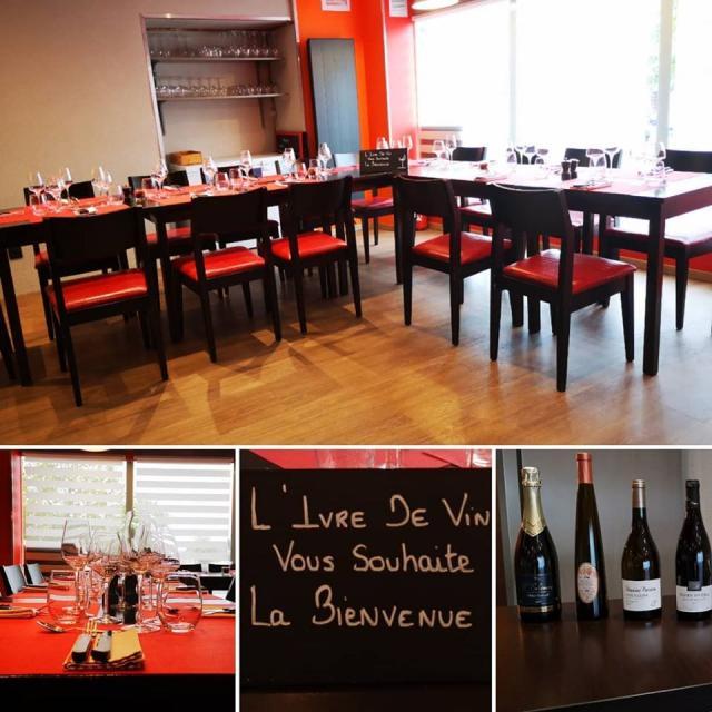 Restaurant l'Ivre de Vin