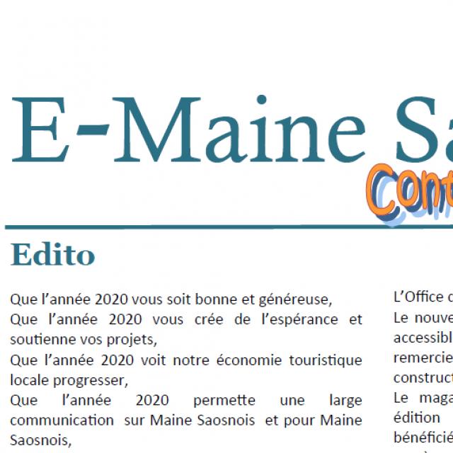 Visuel E Maine Saosnois Janvier 2020